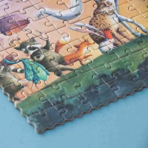 Pocketpuzzle My Unicorn – 100 Teile 2