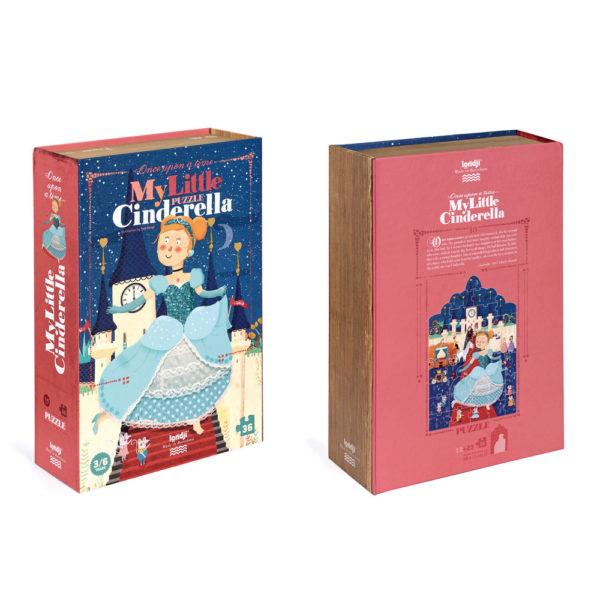 Puzzle Cinderella – 36 Teile 1
