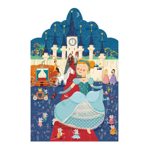 Puzzle Cinderella – 36 Teile