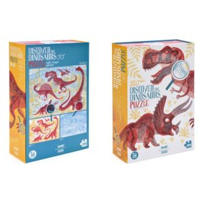 Puzzle Discover the Dinosaurs – 200 Teile 10