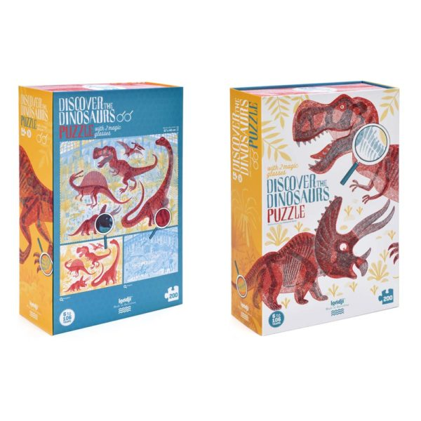 Puzzle Discover the Dinosaurs – 200 Teile 2
