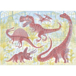 Puzzle Discover the Dinosaurs – 200 Teile 16
