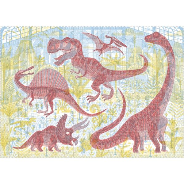 Puzzle Discover the Dinosaurs – 200 Teile 8