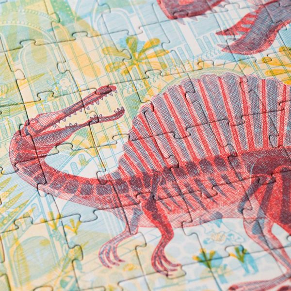 Puzzle Discover the Dinosaurs – 200 Teile