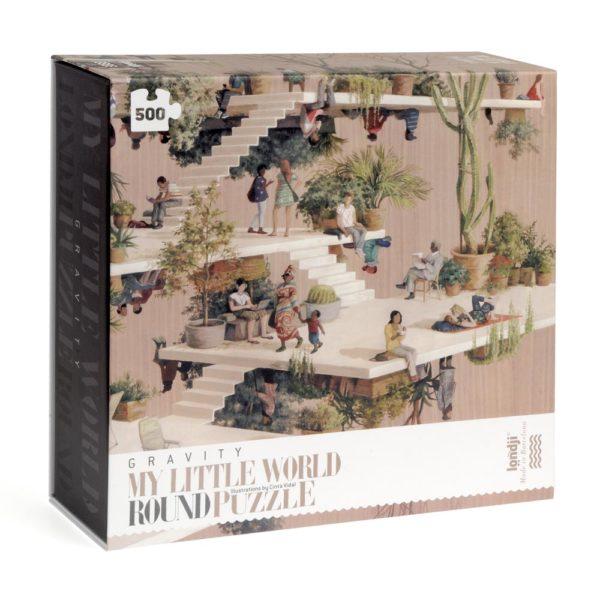 Puzzle Gravity – 500 Teile