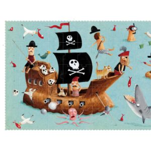 Puzzle I'm a Pirate – 100 Teile 2