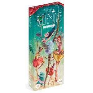 Puzzle Je suis Ballerine – 100 Teile