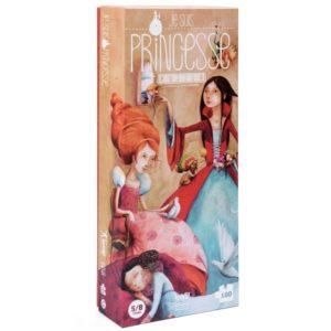 Puzzle Je suis Princesse – 100 Teile