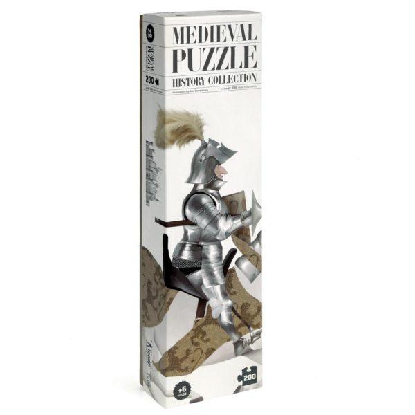 Puzzle Medieval – 200 Teile