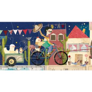 Puzzle My Tricycle – 54 Teile 9