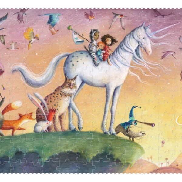 Puzzle My Unicorn - 350 Teile 3