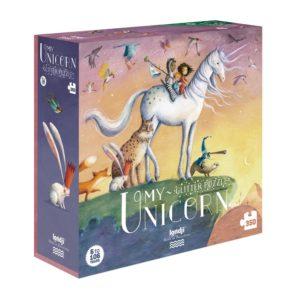 Puzzle My Unicorn - 350 Teile