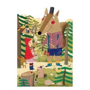 Puzzle My little Red – 36 Teile