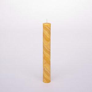 Stabkerze-aus-Bienenwachs-H-20-cm