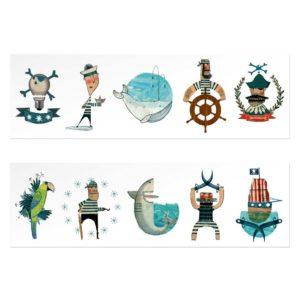 Tattoos Pirates – 10 Motive