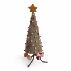 Weihnachtsbaum mit Geschenken aus Filz 2