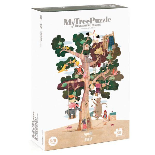 Wendepuzzle My Tree – 50 Teile