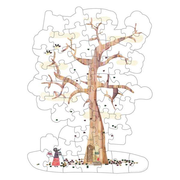Wendepuzzle My Tree – 50 Teile 2
