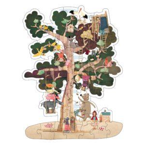 Wendepuzzle My Tree – 50 Teile 3