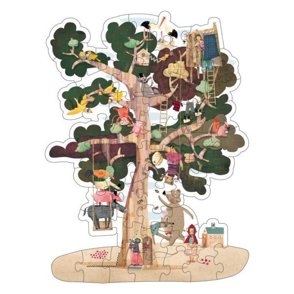 Wendepuzzle My Tree – 50 Teile 1