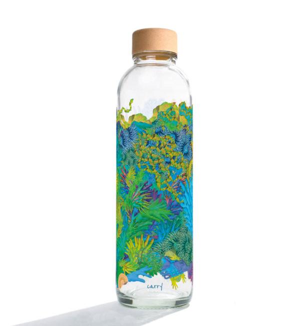 Glastrinkflasche Aquantic - 0,7 Liter
