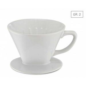 Kaffeefilter Porzellan – Größe 2