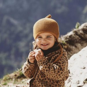 Kindermütze Pinni mustard - Größe S 4-24 Monate 5