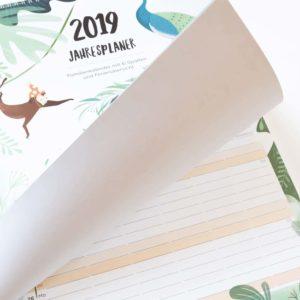 Familienkalender 2021 – DIN A3