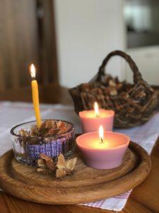 Kerzen selbst herstellen