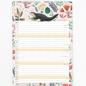 Familienkalender 2021 – DIN A3 10