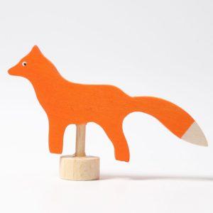 Steckfigur Fuchs von Grimm's