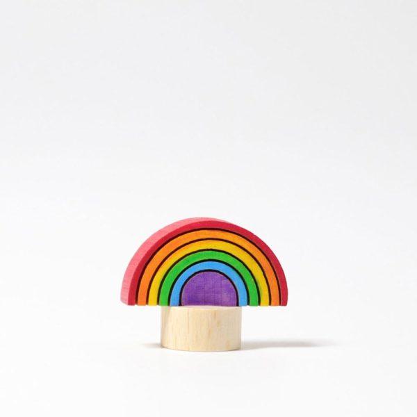 Steckfigur Regenbogen von Grimm's