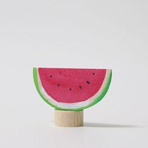 Steckfigur Melone von Grimm's