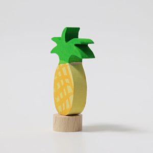 Steckfigur Ananas 2