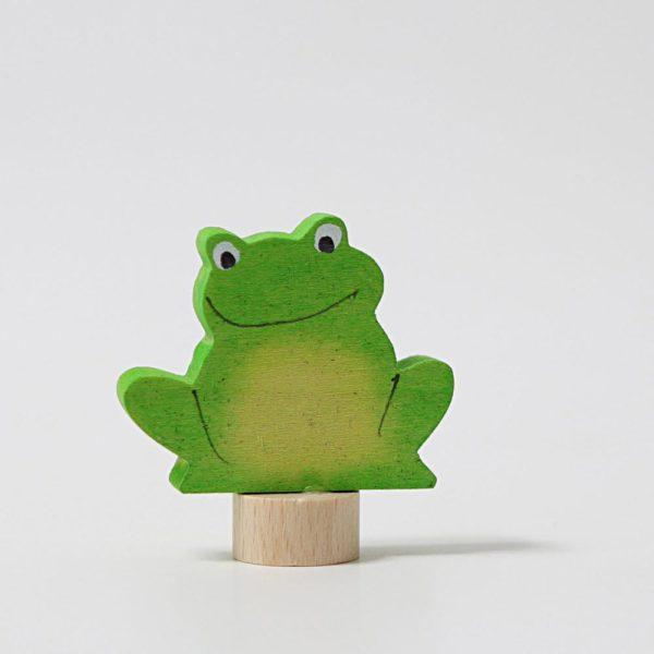 Steckfigur Frosch 1