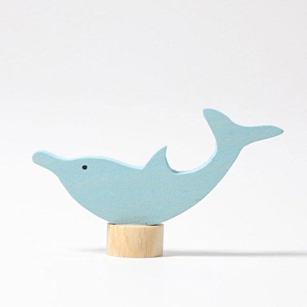Steckfigur Delphin von Grimm's