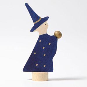 Steckfigur Zauberer von Grimm's