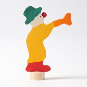 Steckfigur Clown von Grimm's