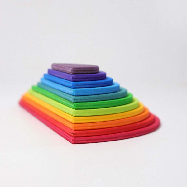 Halbkreise Regenbogen von Grimm's