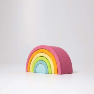 Regenbogen pastell von Grimm's