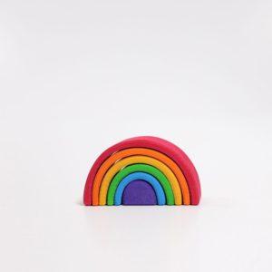 Kleiner Regenbogen bunt von Grimm's