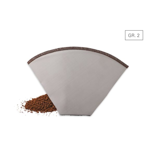 Kaffeedauerfilter Edelstahl Gr. 2
