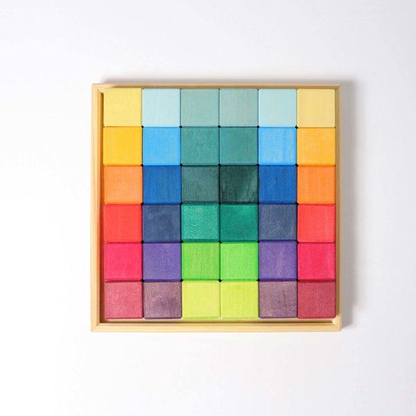 Mosaik Regenbogen von Grimm's