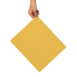 Bienenwachstücher gelb – Gr. L
