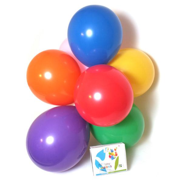 Luftballons aus Naturlatex von Green & Fair