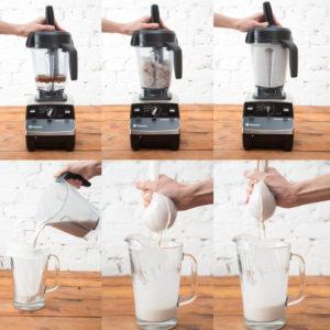 Nussmilchbeutel – Baumwolle