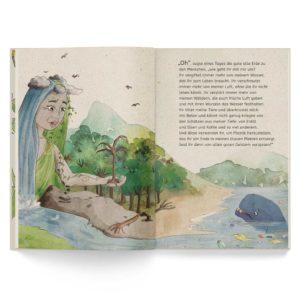 Kinderbuch – Die Kinder in der Erde – Leseprobe 1