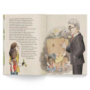 Kinderbuch – Die Kinder in der Erde – Leseprobe 2