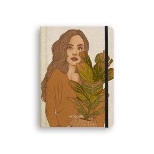 Notizbuch Nari Plant Friends – punktiert
