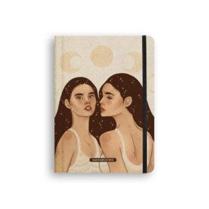 Notizbuch Nari Universe Sisters – punktiert